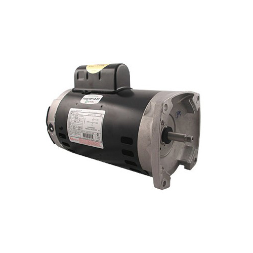 Motor, Square Flange, 56Y, Century, 2.5 HP, Up Rate, 230V