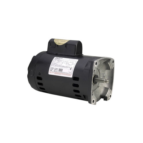 Motor, Square Flange, 56Y, Century, .75 HP, Up Rate, 115/230V