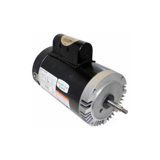Motor, Threaded, 56J, Century, 2-Speed, 2.0 HP, Full Rate, 230V