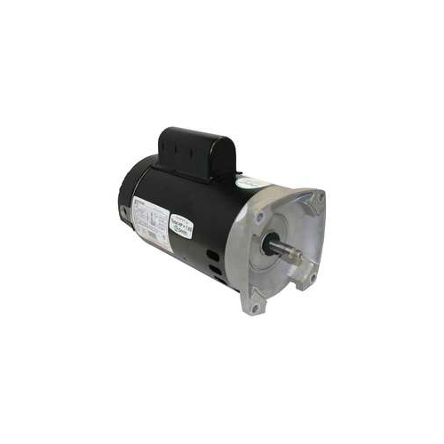 Motor, Square Flange, 56Y, Century, 2-Speed, 1.0 HP, Full Rate, EE, 230V