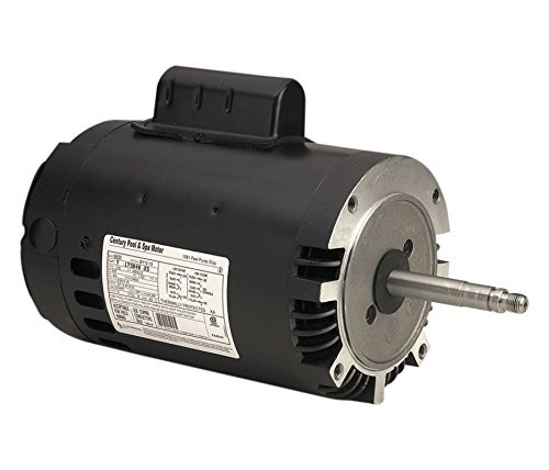 Motor, Cleaner Pump, 56CZ, Century, .75 HP, 115/230V, Polaris Threaded Shaft