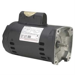 Motor, Square Flange, 56Y, Century, 1.5 HP, Full Rate, 230V