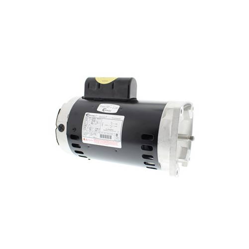 Motor, Square Flange, 56Y, Century, 2.0 HP, Up Rate, 230V