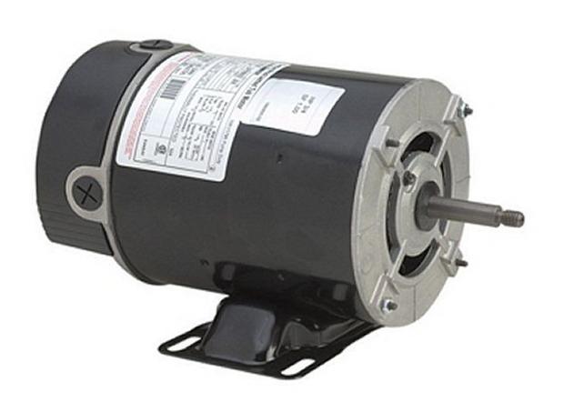 Motor, Thru-Bolt, 48Y, Century, .50 HP, 115V, 7.2 Amp