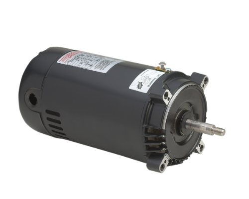 Motor, Threaded, 56J, AOS, 1.5 HP, Full Rate, 115/230V