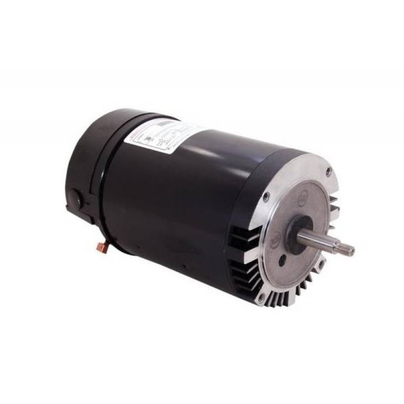 Motor, Northstar, Threaded, 56J, AOS, 1.5 HP, Up Rate, EE, 208-230/115V