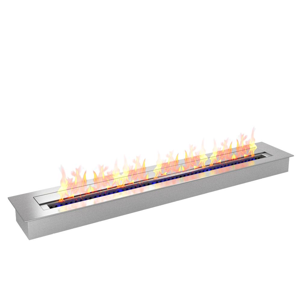 Regal Flame PRO 24 Inch Bio-Ethanol Fireplace Burner Insert 4.8 Liter