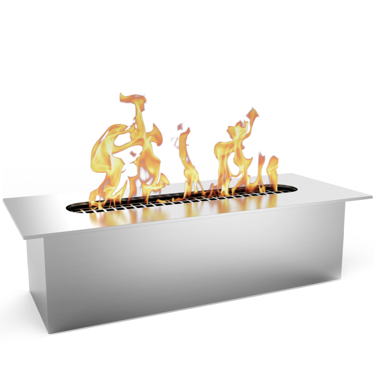 Regal Flame PRO 47 Inch Bio-Ethanol Fireplace Burner Insert 9.9 Liter