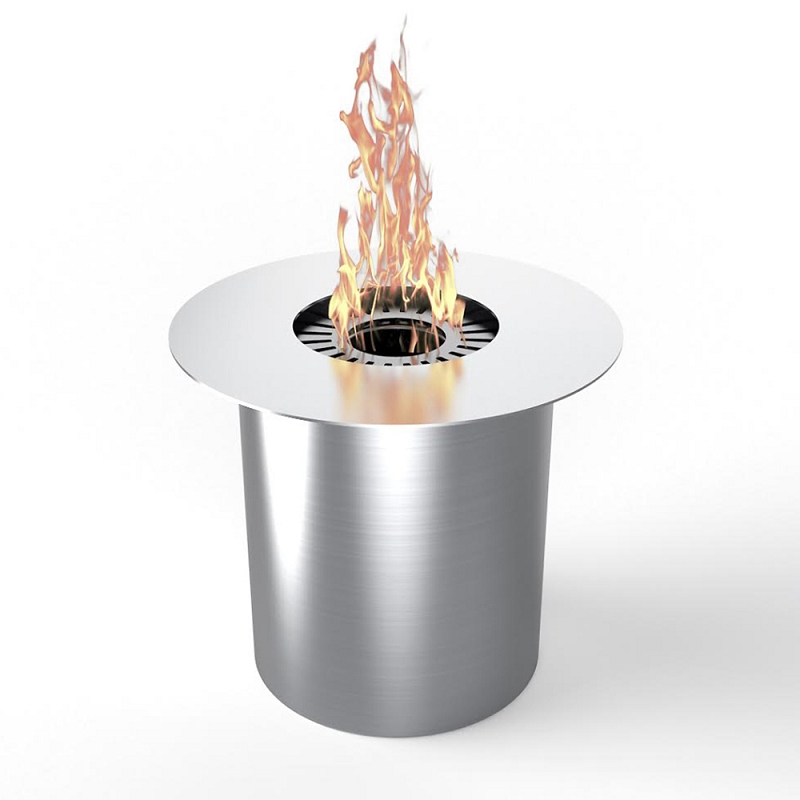 Regal Flame Slim 12 Inch Bio Ethanol Fireplace Burner Insert 1.5 Liter. All Types of Indoor, Gas Inserts, Ventless & Vent Free,