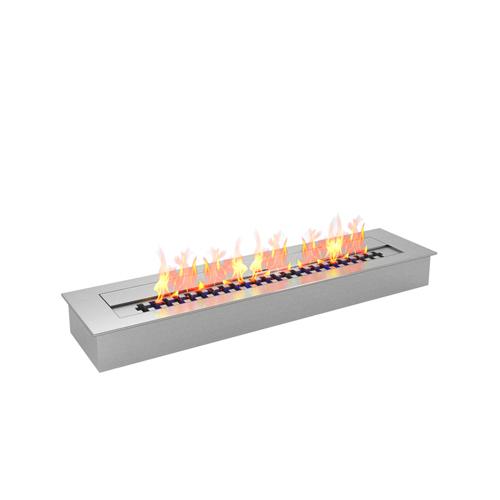 Moda Flame PRO 24 Inch Bio-Ethanol Fireplace Burner Insert 4.8 Liter