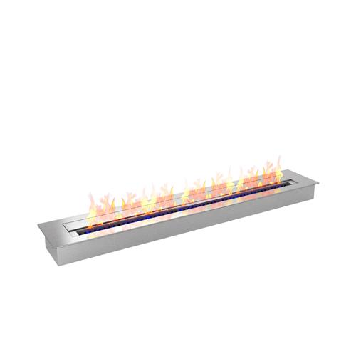 Moda Flame PRO 36 Inch Bio-Ethanol Fireplace Burner Insert 7.4 Liter