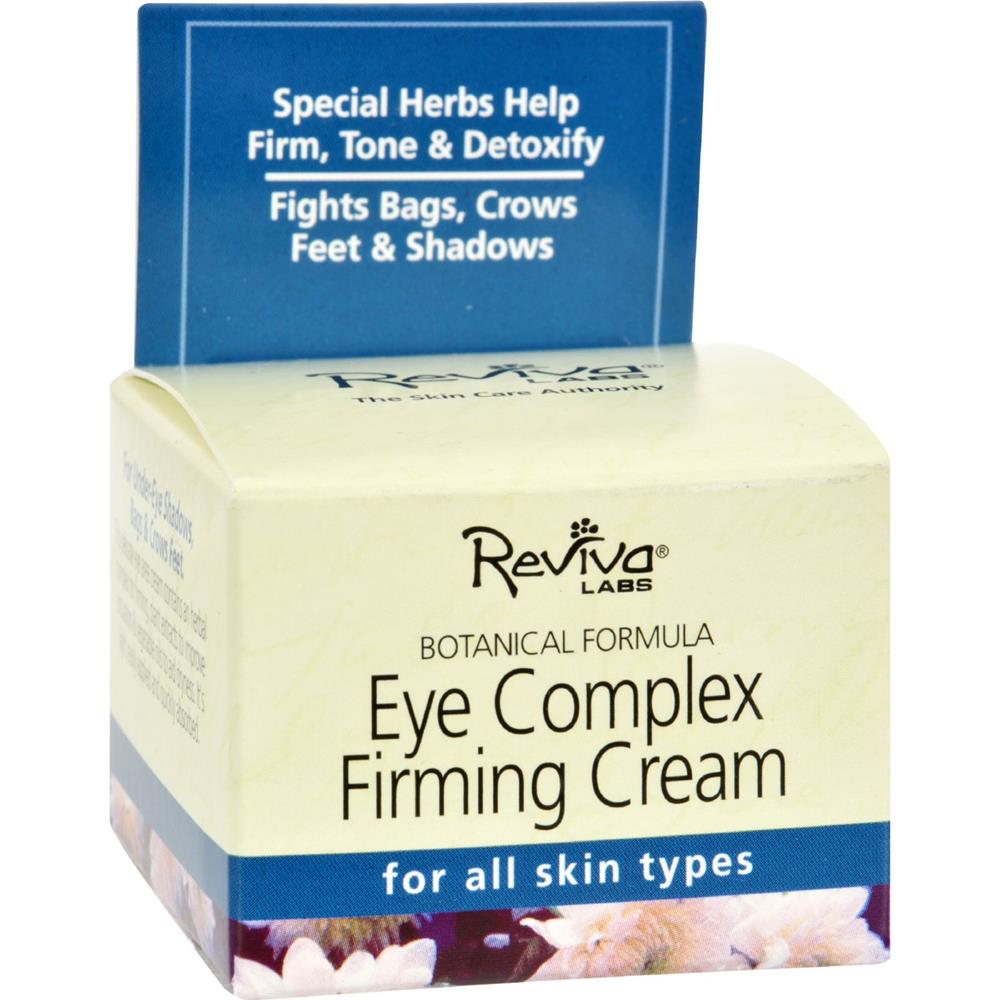 Reviva Labs - Eye Complex Firming Cream ( 2 - .75 OZ)