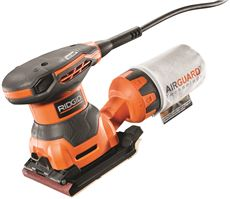 RIDGID� 2.4 AMP SHEET SANDER, 1/4 IN.