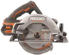 RIDGID� GEN5X 18 VOLT CORDLESS BRUSHLESS CIRCULAR SAW, 7-1/4 IN., TOOL ONLY