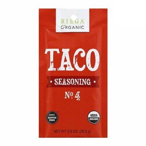 Riega Foods Taco Seasoning Mix (8X0.9 OZ)