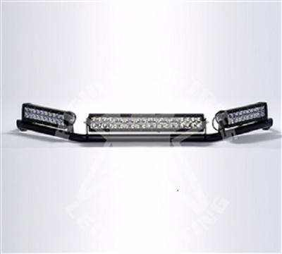Toyota FJ Cruiser LED Light Roof Rack Mount