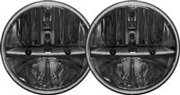7IN RND HEADLIGHTS SET/2