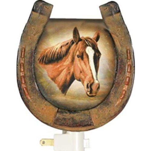 REP Horse Night Light