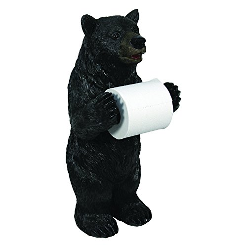 REP New Standing Bear Toilet Paper Holder