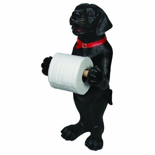 REP Black Lab Standing Toilet Paper Holder 807