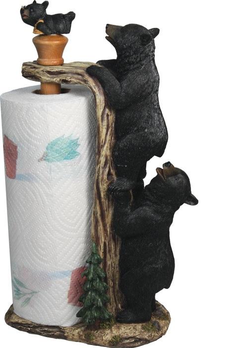 REP Bear Paper Towel Holder