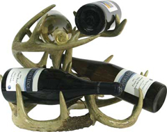 REP Faux Antler Wine Rack