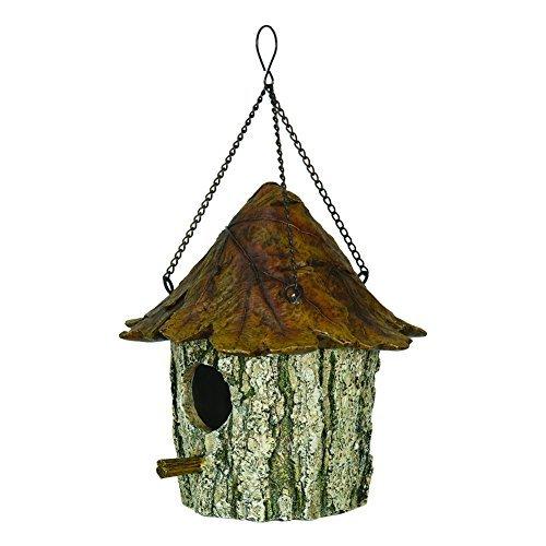 REP Oak & Tree Leaf Birdhouse  615