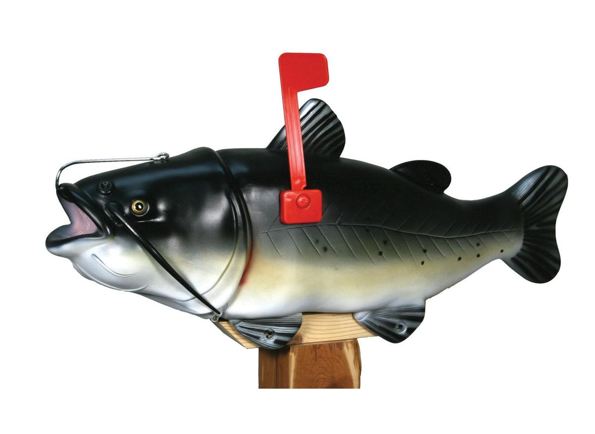 REP Catfish Mailbox