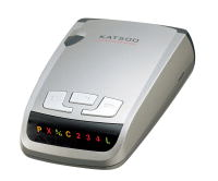 360 DEGREE RADAR AND LASER DETECTOR