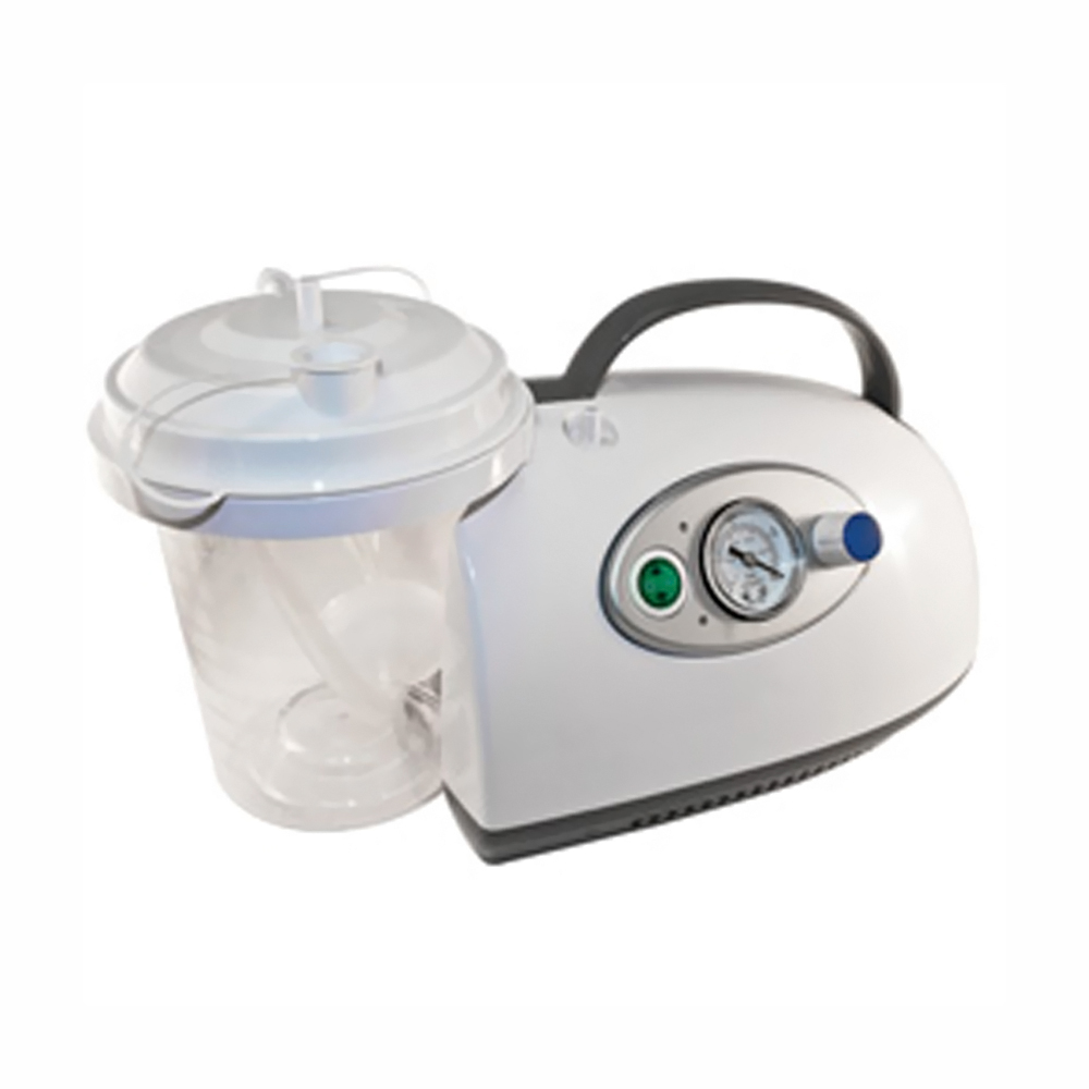 Roscoe Medical Portable Suction Machine with AC Power