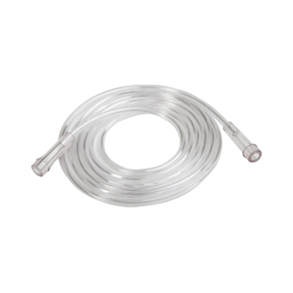Six-Channel Crush-Resistant Oxygen Tubing, 50'