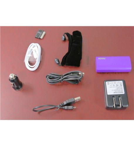 Royal AP2800 Battery Charger - PURPLE