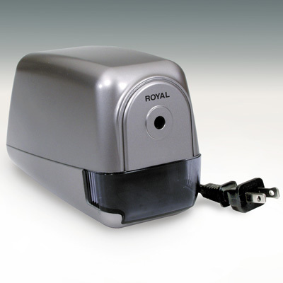 P10 Electric Pencil Sharpener