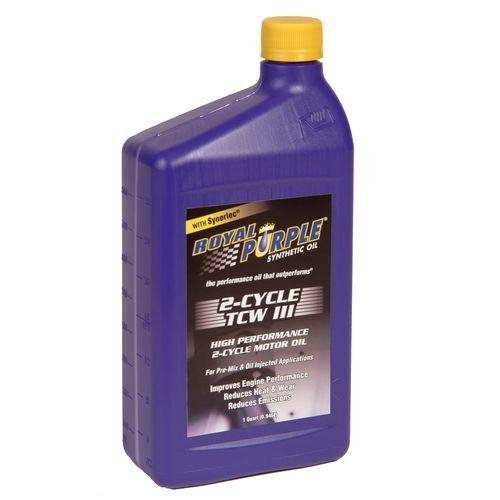 TWO CYCLE TCWI MOTOR OIL, 12-PACK
