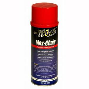 MAX CHAIN LUBE AEROSOL 4 OZ, 12-PACK