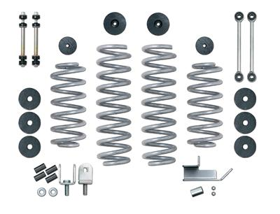 3.5 Inch Standard Coil Lift Kit - No Shocks