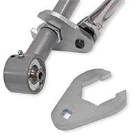LARGE CROWFOOT WRENCH