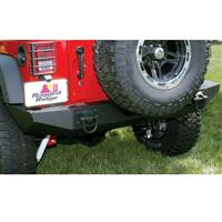 Rear Modular XHD Bumper with D-rings Mounts