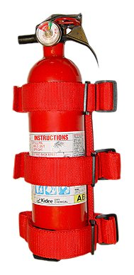 Fire Extinguisher Holder