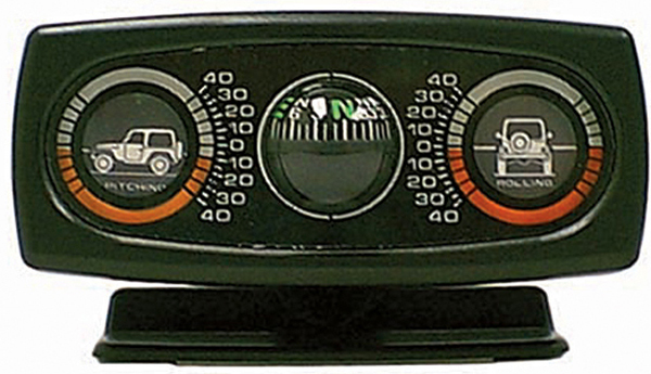 Clinometer with Compass