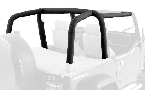Full Roll Bar Cover Kit, 97-02 Jeep Wrangler (TJ)