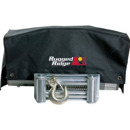 Winch Cover, 8,500 and 10,500 winches