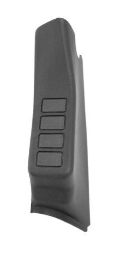 A Pillar Switch Pod, LHD; 07-10 Jeep Wrangler JK