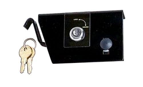 Hood Lock Kit, 98-06 Jeep Wrangler