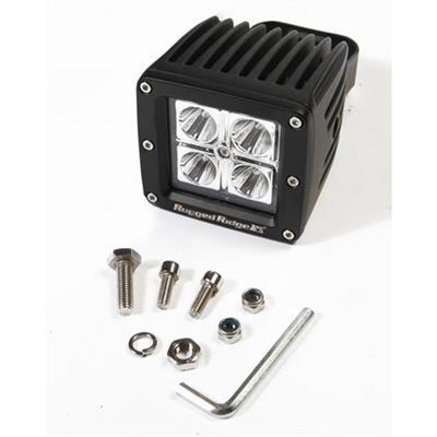 3 Inch Square LED Driving Light, 16 Watt, 840 Lumens