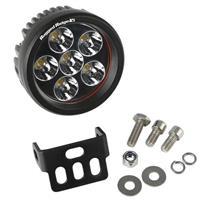 3.5 Inch Round LED Driving Light, 18 Watt, 1040 Lumens