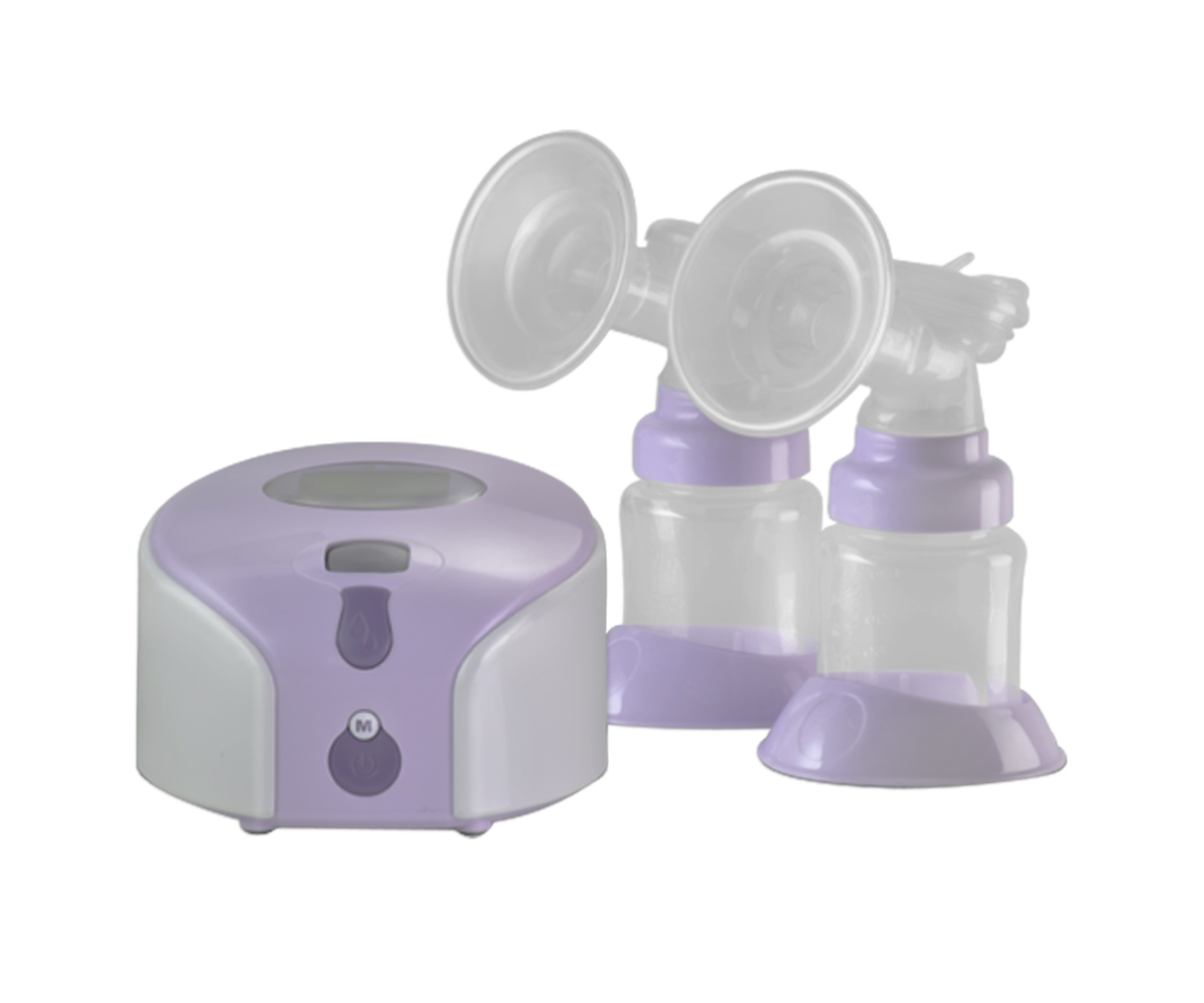 Rumble Tuff Kit Serene Express Electric Breast Pump - Duo