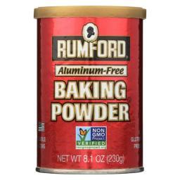 Baking Powder - Aluminum Free - Non-Gmo ( 12 - 8.1 OZ )