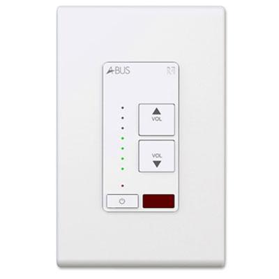AK4 Amplified Keypad White