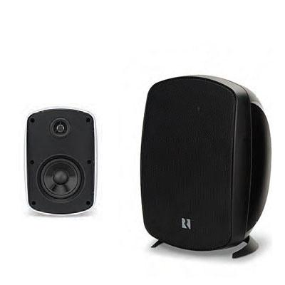 """4"""" Outdoor Speaker Black"""